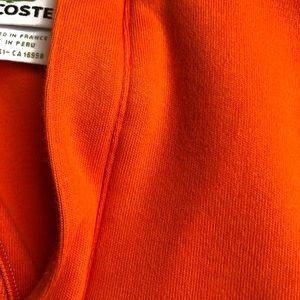 Lacoste Men's Quarter Zip